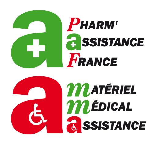 Logo Pharm' Assistance France et Matériel Médical Assistance