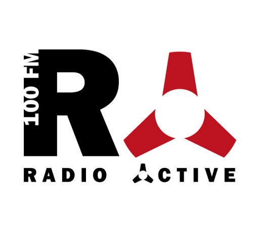 logo de Radio Active