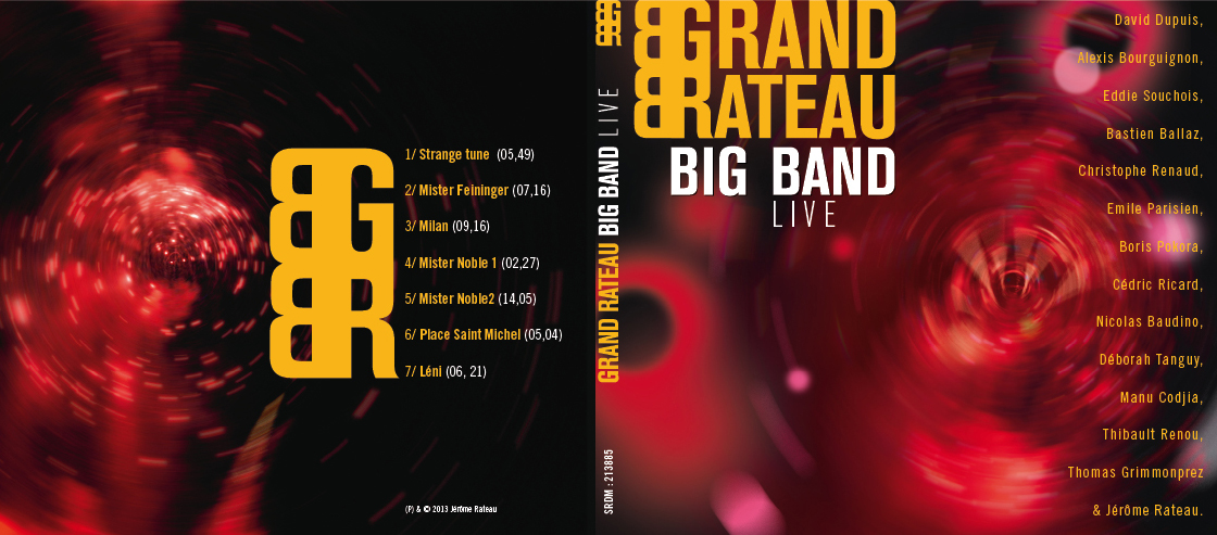 Grand Rateau Big Band Pochette