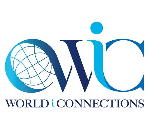 World i connections Logo