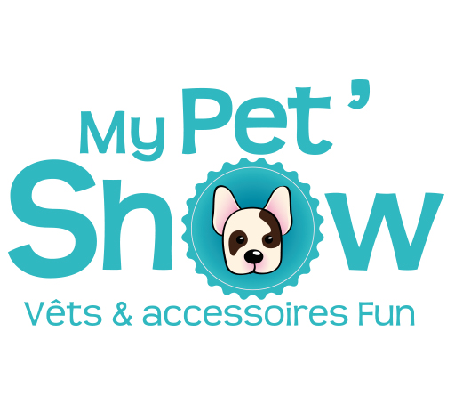 my pet show Logo