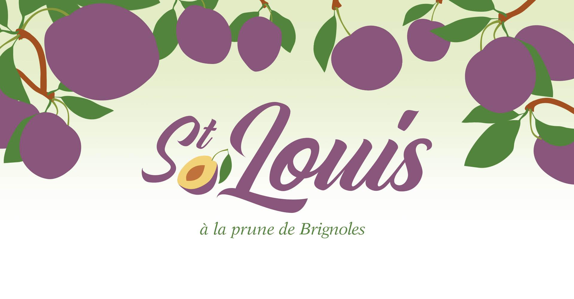 saint-louis illustration graphisme flat design